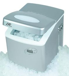 SPT Portable Ice Maker with Digital Controls IM-101