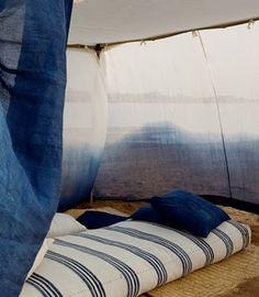 Indigo camping
