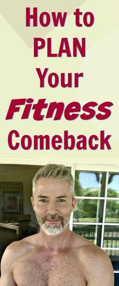 fitness comeback plan wellness