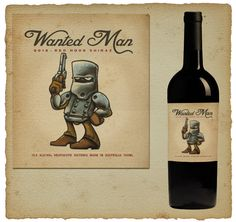 wine labels, this is funny