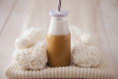 Wegańskie jaglane Latte na rozgrzanie i odporność organizmu.