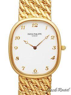 パテック・フィリップ PATEK PHILIPPE ゴールデン イリプス(Golden Ellipse) / Ref.3738/117J
