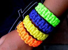 Farbe: Wunschfarbe (neon gelb, neon orange, neon grün, blau oder auch kombiniert.  Neon liegt voll im Trend und passt toll zur neuen Mode.   Au...