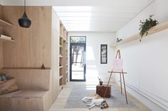 An Unused Garage Is Transformed Into a Light-Filled Backyard Studio - Photo 2 of 10 - Dwell