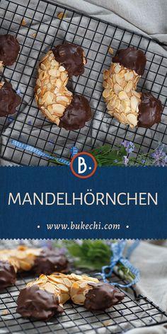 Nutella, Baking Blogs, Marzipan, German, Breakfast, Food, Cake Batter, Macaroons, Almonds