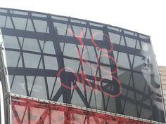 Cartel de la Expo de Yoko Ono en el Museo Guggenheim Bilbao  #Cartel #Affiche #Arterecord 2014 https://twitter.com/arterecord