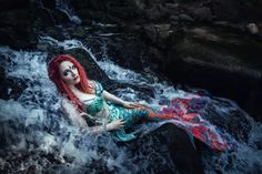 Mermaid Island, Mermaid Cove, Pose, Photoshop, Mermaids And Mermen, Posing Guide, Creative Photos, Fantasy Art, Fairy Tales