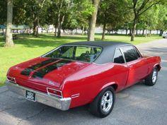 Maple Motors Inc. Classic Cars Usa, Custom Classic Cars, Nova Car, Chevy Nova, Hot Rod Trucks, American Muscle Cars, Retro Cars, Cool Cars, Chevrolet