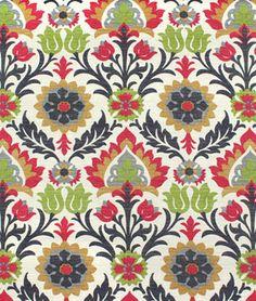 Shop Waverly Santa Maria Sun N Shade Jewel Fabric at onlinefabricstore.net for $9.75/ Yard. Best Price & Service.