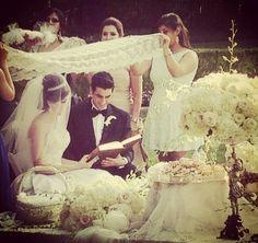 Persian weddings.