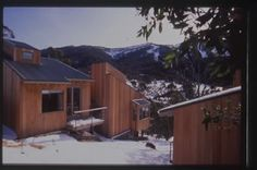 """Riverside Cabins"" Thredbo 2006"