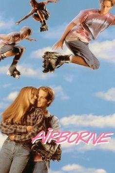 720p] airborne (1993) full hd | top ranked adventure movie.
