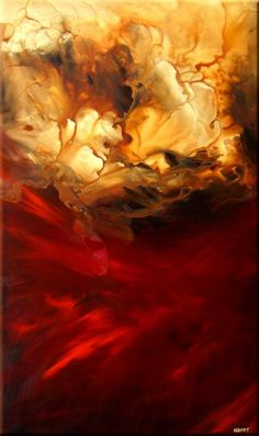 White Dune - Painting,  60x30 in ©2008 by Osnat Tzadok…