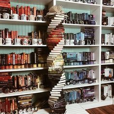 Lets try a book recommendation train! In the comments write what kind of book you want to read and have people respond with a recommendation! I will start I would love a great adult fantasy book! Beautiful Library, Dream Library, Writing Offices, Beautiful Book Covers, Book Aesthetic, Stack Of Books, Fantasy Books, Book Nooks, Book Recommendations