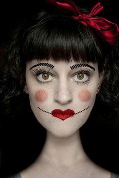 #halloween#makeup#waterproof  www.senegence.com/orchidmakeup