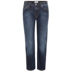 Acne Studios - Row cropped jeans
