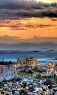 Travel Inspiration for Greece - Athens, Greece ♥