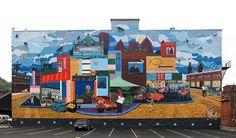 strip district- Pittsburgh, Pa.