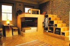 Ingenious Apartment Idea: Charlie's Studio