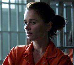 She looks beatuful even when she is in jail :)