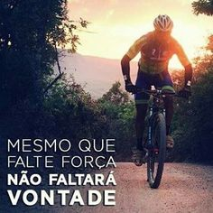 Frases Biker, Daily Motivation, Mountain Biking, Bicycle, Thoughts, Bikers, Ronaldo, Bro, Instagram