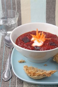 Borscht – my beetroot epiphany and a chance to win £400 worth of flights