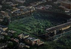 Interesting post apocalyptic shot of Wrigley Field from the History Channel. From, Life After People.