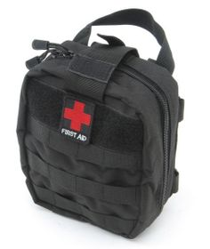 First Aid Kit for Jeeps by Smittybilt - Attaches to Rollbar