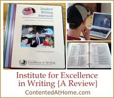 How we use IEW in our #homeschool