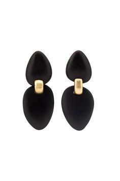 {Monies / 03 jewelry / 02 earring} Linked Drops Clip On Earrings