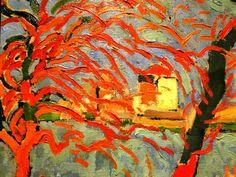 Galerii de arta: Maurice de Vlaminck(4 aprilie 1876 – 11 octombrie 1958), pictor francez(I)