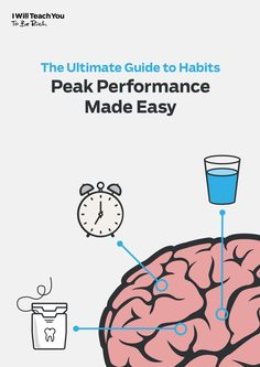 """Get your copy of the """"Ultimate Guide to Habits"""""""