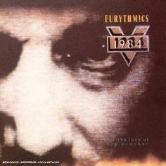 Eurythmics Albums | Eurythmics 1984.. Album Cover, Eurythmics 1984.. CD Cover, Eurythmics ...