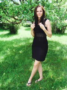 """Petit Noir"" Austria, How To Make, Collection, Dresses, Fashion, Black People, Curve Dresses, Fashion Styles, Dress"