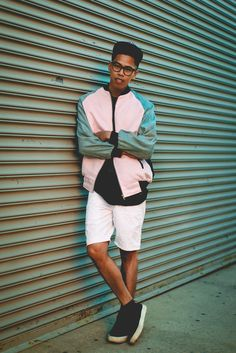 Pastel Papi Because Real Men Wear Pink Last... | Closet Freaks | Menswear Blog By Anthony Urbano