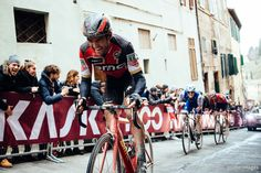 Greg van Avermaert comes close but not close enough at Strade Bianche