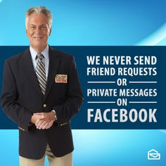 Scammers use Facebook to target PCH fans. Find out how to protect yourself!