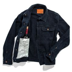 The Long Haul Jacket in Indigo Waffle from Taylor Stitch. Jean Outfits, Casual Outfits, Men Casual, Fashion Outfits, Denim Jacket Men, Leather Jacket, Taylor Stitch, Men's Coats And Jackets, Indigo Dye