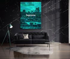 This item is unavailable Wolf Of Wall Street, Street Art, Supreme Art, First Apartment Decorating, Hypebeast Wallpaper, Fashion Wall Art, Dope Art, You Are Awesome, New Room