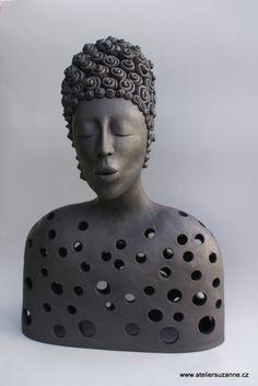 Eva Svoboda - Lady with textured hair