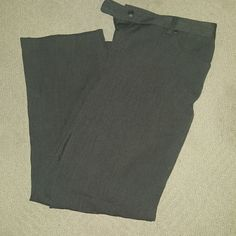 Rafaella gray dress pants Rafaella gray dress pants. Size 12 petite. Never worn! Rafaella Pants