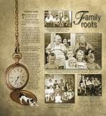 Family History Scrapbook Ideas - Bing Images