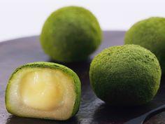 Okayama|岡山 おかやま|Wagashi| 和菓子 |宗家 源吉兆庵 |〈ホワイトデー〉「ショコラ餅 抹茶」のご案内  大切な方へのお返しに  日本独自の文化であるホワイトデーにふさわしいお菓子をご用意いたしました。    ◆「ショコラ餅 抹茶」   とろけるように甘美な味わい―。  うすくてやわらかなお餅に包まれたホワイトチョコレートクリームと香りよい抹茶が、絶妙に調和します。    1箱(8個入) 1,050円(税込)  ※販売期間:3月上旬~3月中旬  ※数量限定商品のため、品切れの際はご了承ください。