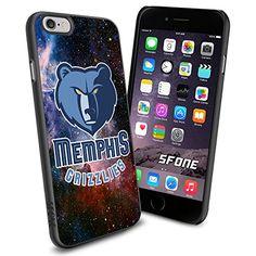 "Memphis Grizzlies Logo Galaxy iPhone 6 4.7"" Case Cover Protector for iPhone 6 TPU Rubber Case SHUMMA http://www.amazon.com/dp/B00VQHRRIE/ref=cm_sw_r_pi_dp_Bqaewb14X8TRJ"