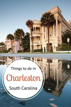 Insiders Guide - what to do in Charleston, South Carolina. Great tips here!  #Family #Travel #Roadtrip  Sherman Financial Group