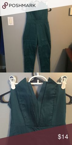Strapless jumpsuit Size small Pants Jumpsuits & Rompers