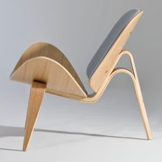 Replica Shell Chair | Hans Wegner Chairs Life interiors $645