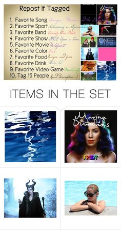"""""""Fave Stuffs"""" by katykitty5397 ❤ liked on Polyvore featuring art"""