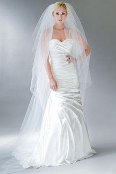 68 Best Wedding Veils images  8a775b1ecae4