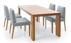 NOTI chairs | MR. & MRS. SU collection |  upholstered chair | design by Renata Kalarus | wooden legs | elegant | modern | furniture | home | restaurant